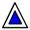 marcaj_triunghi_albastru